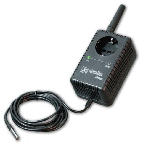 GSM Fernschalter Alarmmodul AlarmBox-wireless GSM