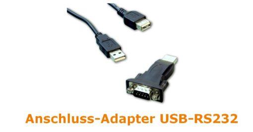 Anschluss-Adapter-USB-RS232