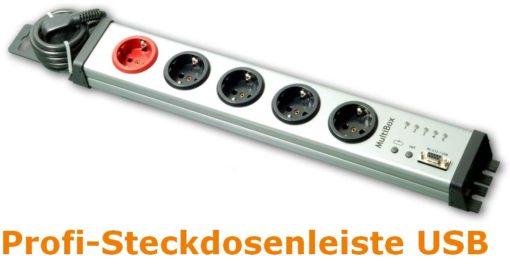 Profi-Steckdosenleiste-mit-PC-Anschluss-USB
