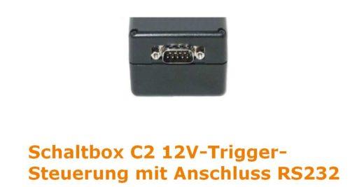 SwitchBox-C2-12V-Trigger-Steuerung-RS232-Anschluss